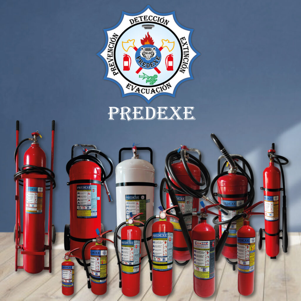 venta de extintores quito ecuador